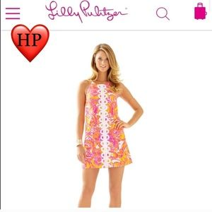 LIILY PULITZER ANABELLE SHIFT DRESS 00P *HP*